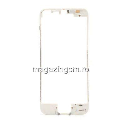 Rama Display iPhone 5 Cu Adeziv Sticker 3M Alb