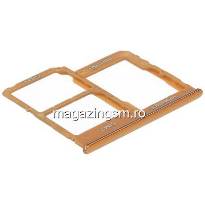 Suport Sim Si Card Samsung Galaxy A40 A405 Corai