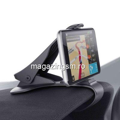 Suport Telefon Auto 360 De Grade iPhone Samsung Huawei LG Negru