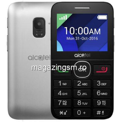 Telefon Alcatel OT-2008G Argintiu