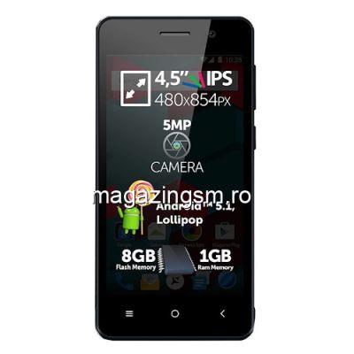 Telefon Allview C6 Duo 8GB Negru Resigilat