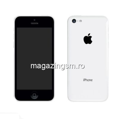Telefon Apple iPhone 5C 8GB Alb Resigilat