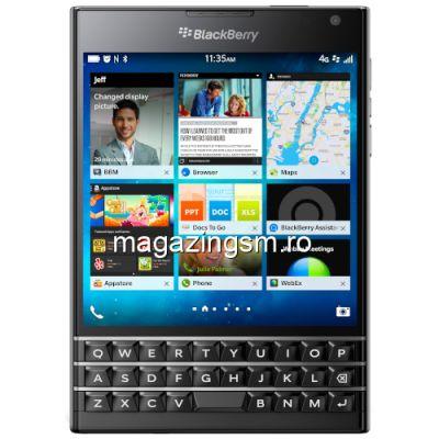 Resigilat Telefon BlackBerry Passport 32GB Negru