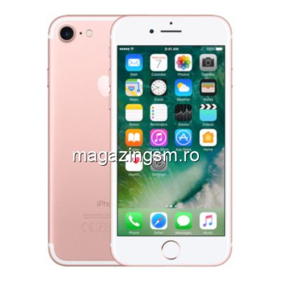 Telefon iPhone 7 32GB Roz Auriu