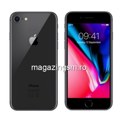 Telefon iPhone 8 128 GB Negru