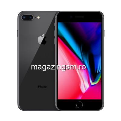 Telefon iPhone 8 Plus 128GB Negru