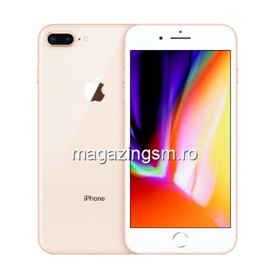 Telefon iPhone 8 Plus 256GB Auriu