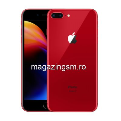 Telefon iPhone 8 Plus 64GB Rosu