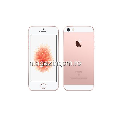 Telefon iPhone SE 16GB Roz