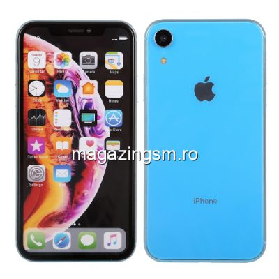Telefon iPhone XR 128GB Albastru