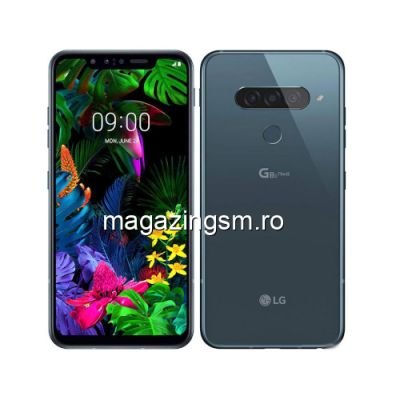 Telefon LG G8S ThinQ 128GB Turcoaz