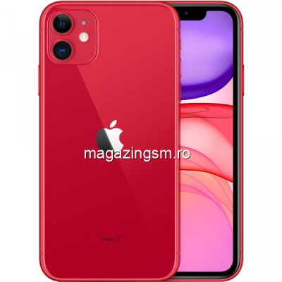 Telefon mobil Apple iPhone 11 256GB Red