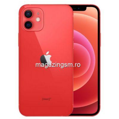 Telefon Mobil Apple iPhone 12 128GB Flash 5G iOS Rosu