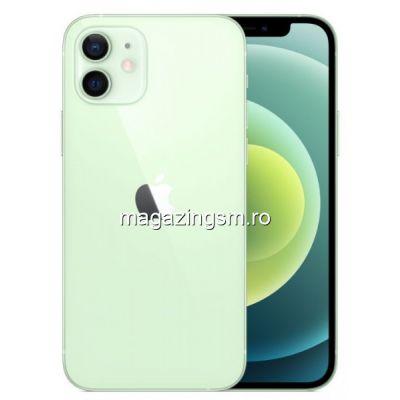 Telefon Mobil Apple iPhone 12 128GB Flash 5G iOS Verde