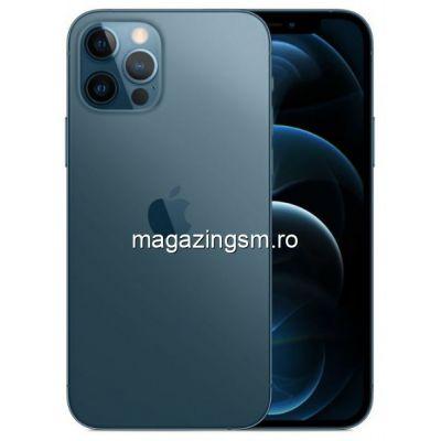 Telefon Mobil Apple iPhone 12 PRO 512GB Flash 5G iOS Albastru
