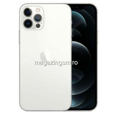 Telefon Mobil Apple iPhone 12 PRO 512GB Flash 5G iOS Argintiu
