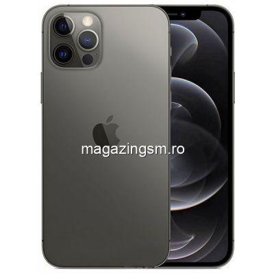 Telefon Mobil Apple iPhone 12 PRO 512GB Flash 5G iOS Negru