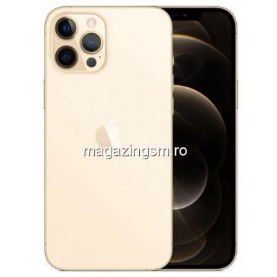 Telefon Mobil Apple iPhone 12 PRO MAX 128GB Flash 5G iOS Gold
