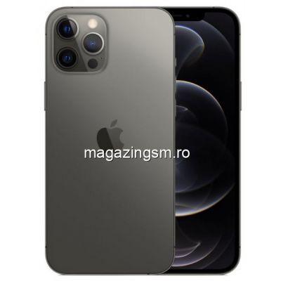 Telefon Mobil Apple iPhone 12 PRO MAX 128GB Flash 5G iOS Negru