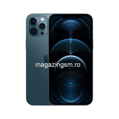 Telefon Mobil Apple iPhone 12 PRO MAX 512GB Flash 5G iOS Albastru