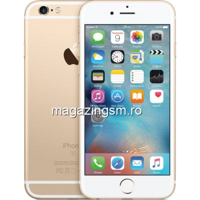Telefon Mobil Apple iPhone 6S 128Gb Gold