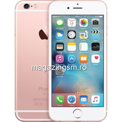 Telefon Mobil Apple iPhone 6S 128Gb Rose Gold