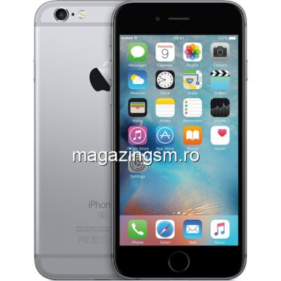 Telefon Mobil Apple iPhone 6S Plus 128Gb Space Gray
