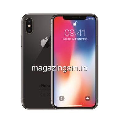 Telefon Mobil Apple iPhone X 64Gb Space Gray