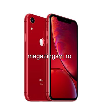 Telefon mobil Apple iPhone XR 128GB Red