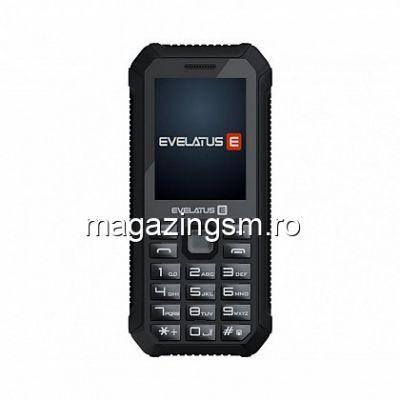 Telefon mobil Evelatus Samson Dual SIM Negru  IMEI: 356625092147291
