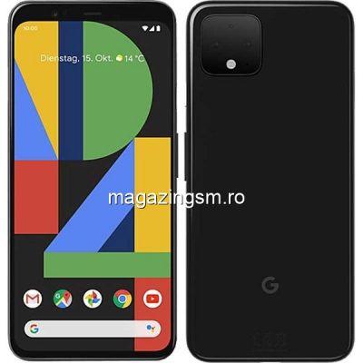 Telefon mobil Google Pixel 4 64GB 6GB RAM Just Black IMEI: 352932100815446