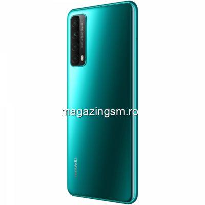 Telefon mobil Huawei P Smart (2021), Dual SIM, 128GB, 4G, Crush Green
