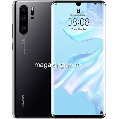 Telefon mobil Huawei P30 Pro Dual SIM 128GB 8GB RAM 4G Midnight Black