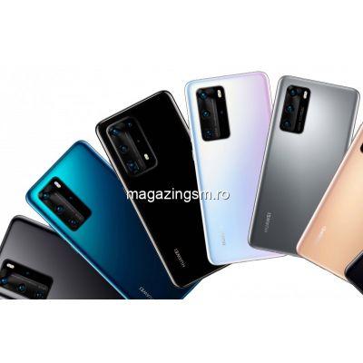 Telefon mobil Huawei P40 Pro, Dual SIM, 256GB, 8GB RAM, 5G, Black