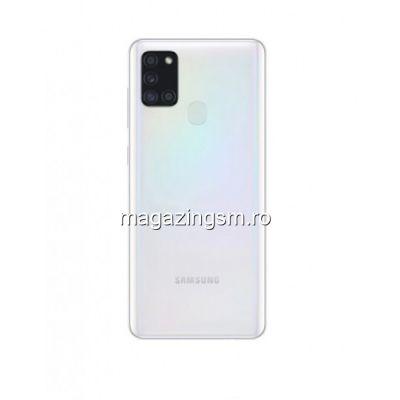 Telefon mobil Samsung Galaxy A21s, Dual SIM, 32GB, 4G, Alb