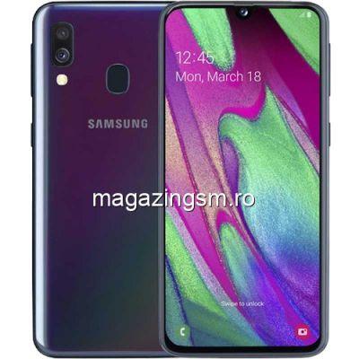 Telefon Samsung A40 64GB Negru
