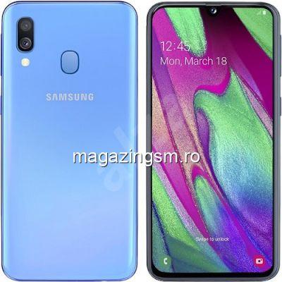 Telefon Samsung A40 64GB Albastru