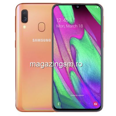Telefon Samsung A40 64GB Coral