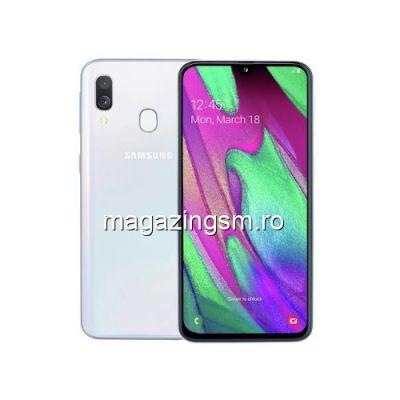 Telefon Samsung A40 64GB Alb