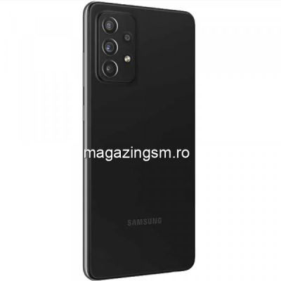 Telefon mobil Samsung Galaxy A72, Dual SIM, 128GB, 6GB RAM, 4G, Black