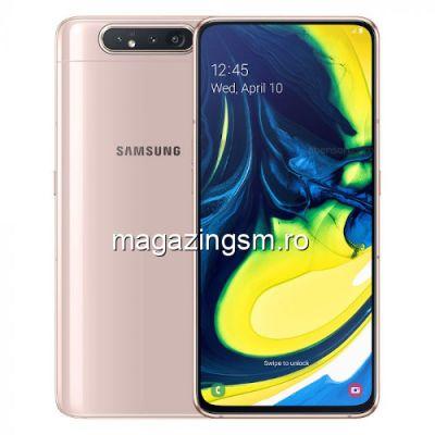 Telefon Samsung A80 128GB Auriu