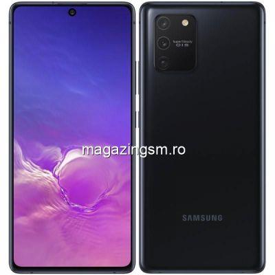 Telefon mobil Samsung Galaxy S10 LITE Dual SIM 128GB 8GB RAM 4G Black