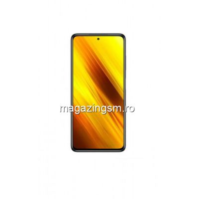 Telefon mobil Xiaomi Poco X3 NFC Dual Sim 64GB 6GB RAM Negru