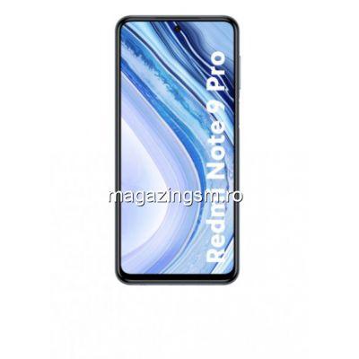 Telefon mobil Xiaomi Redmi Note 9 Pro, Dual SIM, 128GB, 6GB RAM, 4G, Gri