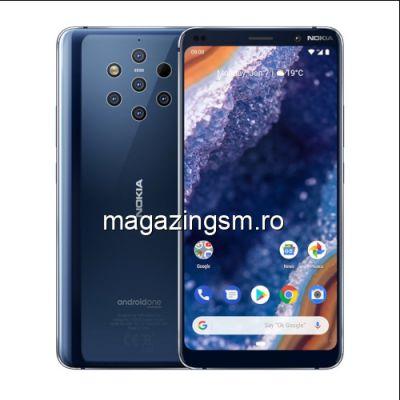 Telefon Nokia 9 PureView 128GB Dual Sim Albastru