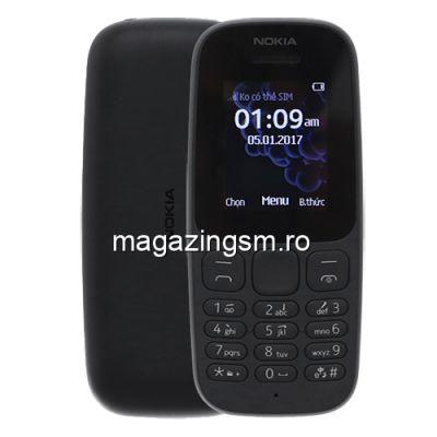 Telefon Nokia N105 Single Sim Negru