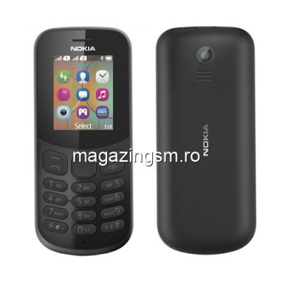 Telefon Nokia N130 Negru