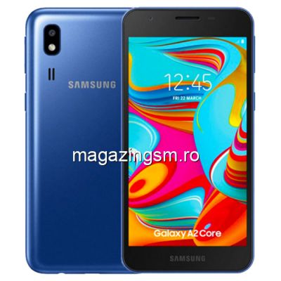 Telefon Samsung A2 Core 16GB Albastru