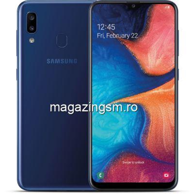 Telefon Samsung A20 32GB Albastru