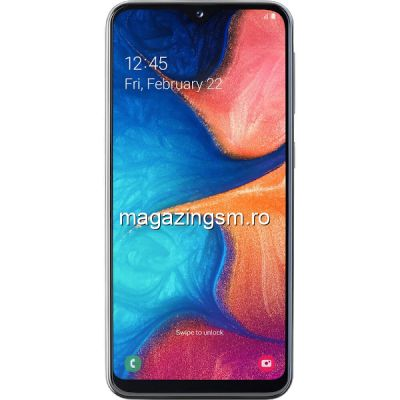 Telefon Samsung Galaxy A20e Negru IMEI: 356632516018397